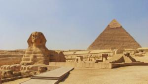 Egypte les pyramides